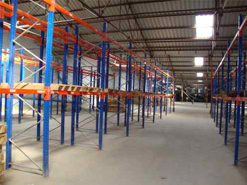 Supermarket Display Rack Manufacturers In Okhla