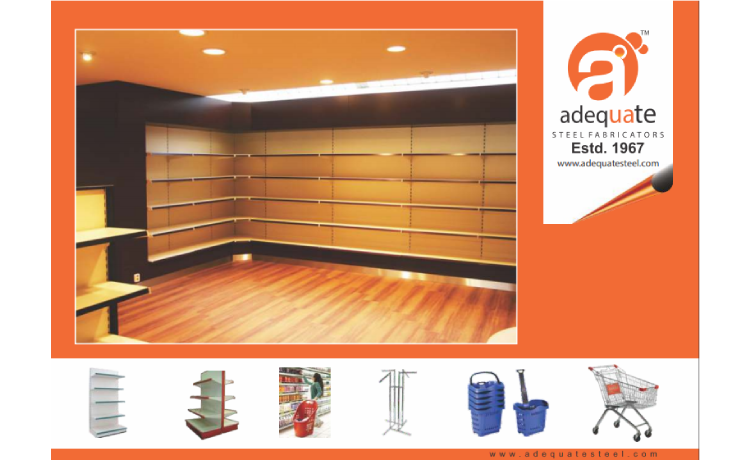 Adequate Steel Catalogue