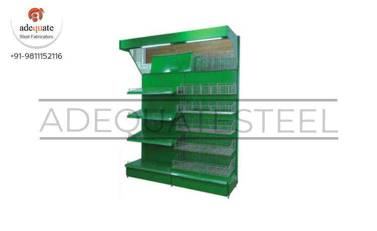 Adjustable Fruit And Vegetable Racks Exporters and Suppliers In Bhojpur