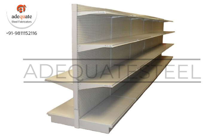 Display Rack In Upper Siang