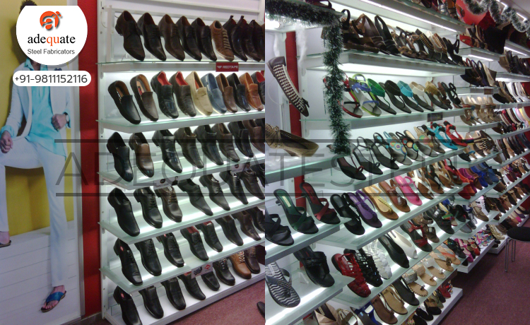 Footwear Rack In Muzaffarnagar