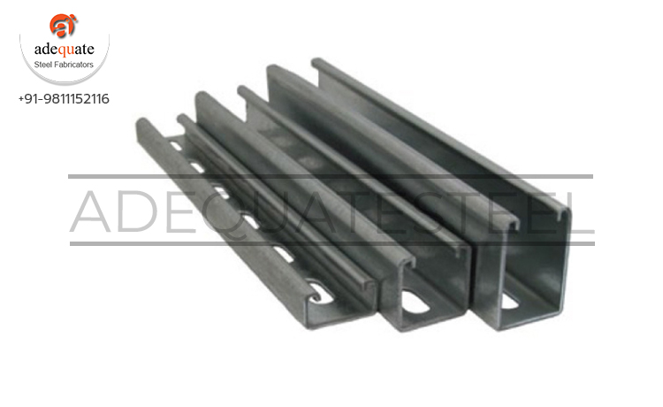 GI Strut Channel Exporters and Suppliers In Tirap