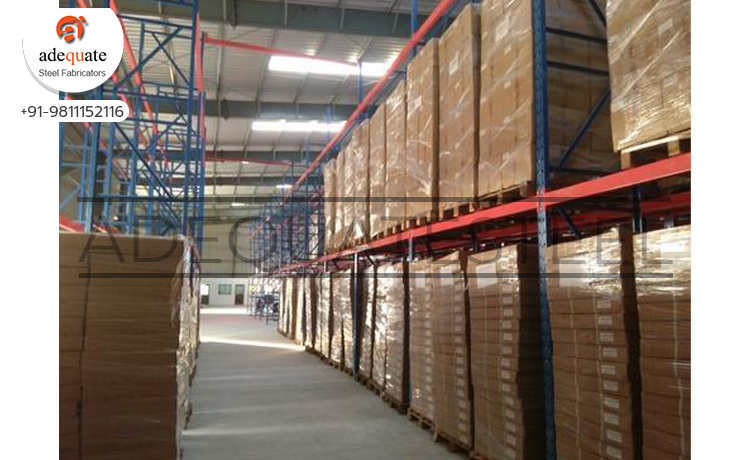 Heavy Duty Pallet Storage Rack In Papum Pare