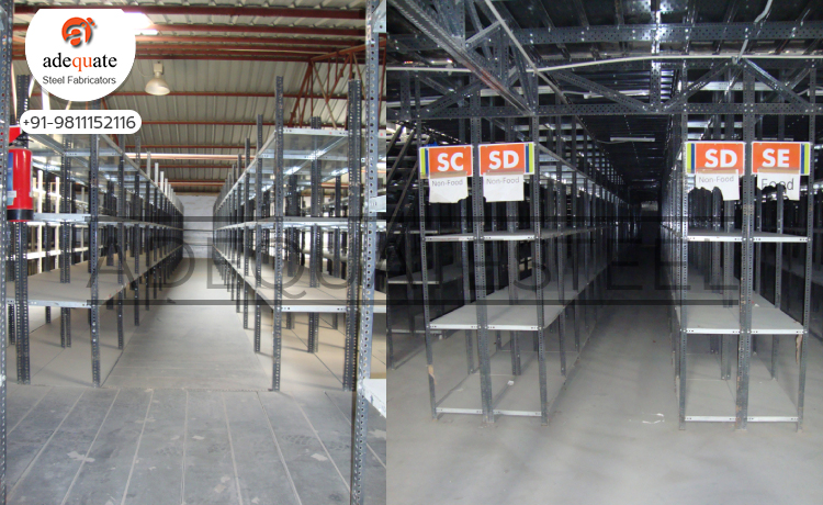 Heavy Duty Rack Exporters and Suppliers In Balod