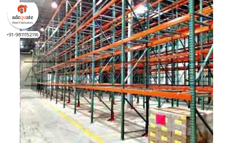 Industrial Racking System In Bhabua