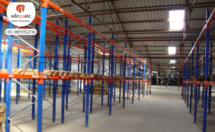 Industrial Storage Rack In Pathanamthitta