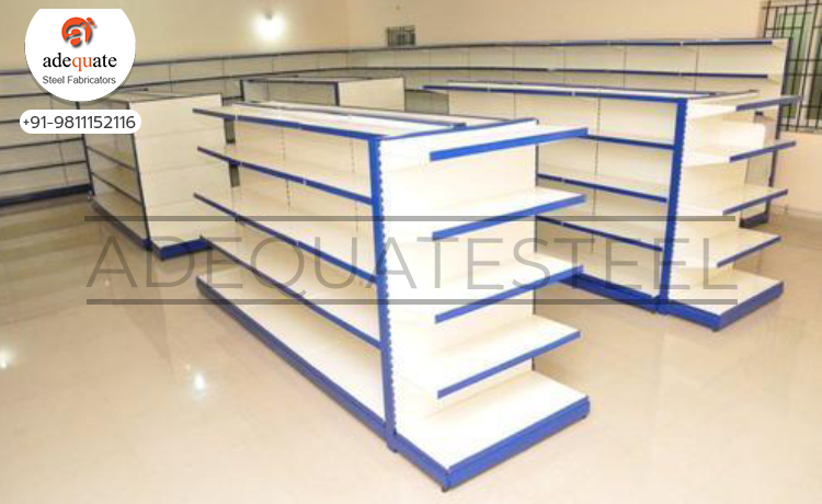 Kirana Store Rack Exporters and Suppliers In Upper Subansiri