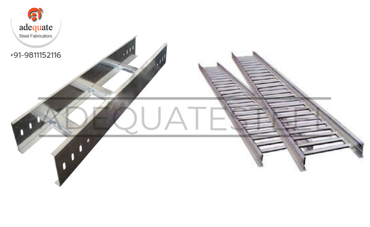 Ladder Tray In Tirap