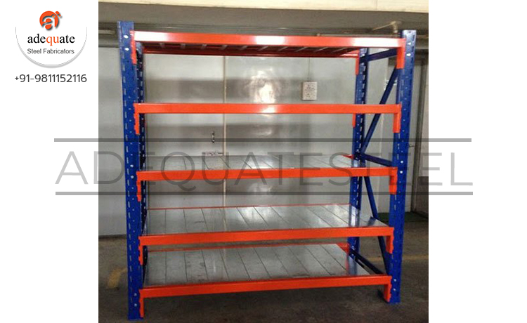 Medium Duty Storage Rack Exporters and Suppliers In Prakasam