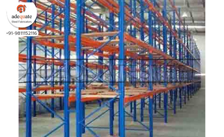 Pallet Storage Rack In Kadapa