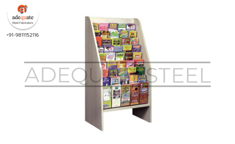 Pamphlet Display Racks