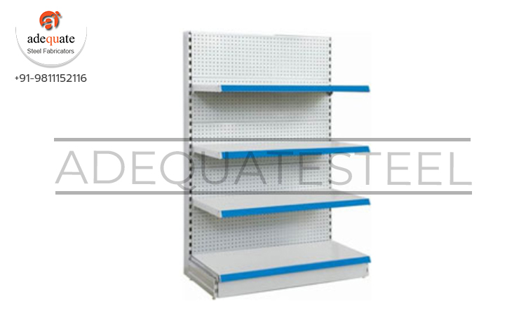 Pegboard Display Racks