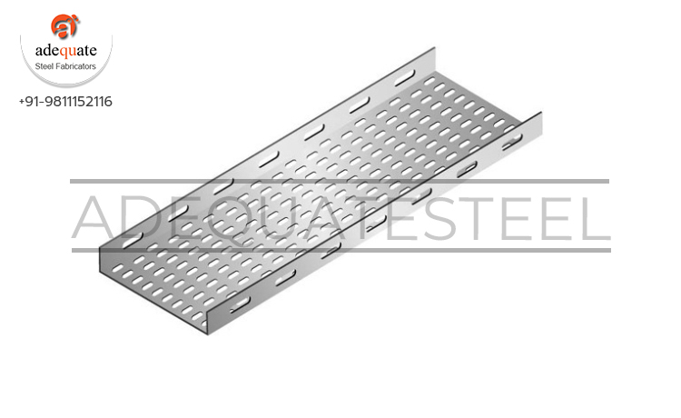 Perforated Cable Tray In Sitamarhi