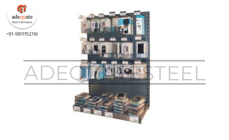 Perforated Rack With Hooks In Balod