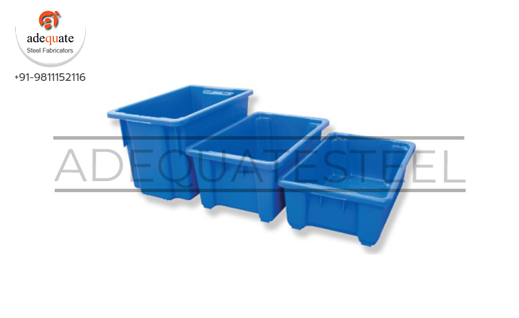 Plastic Bins & Crates Exporters and Suppliers In Balod