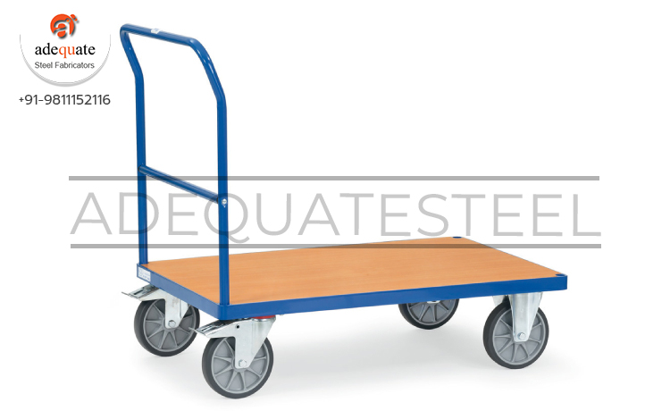 Platform Trolley Exporters and Suppliers In Chandigarh