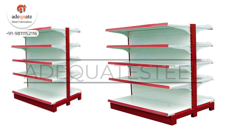 Retail Storage Racks