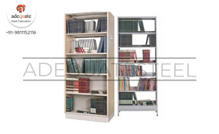 Revolving Books Racks