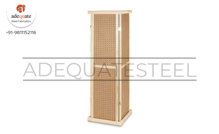 Rotational Pegboard Display In Supaul