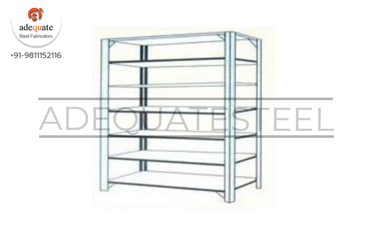 Slotted Angle Racks,Slotted Angle Racks in India,Slotted