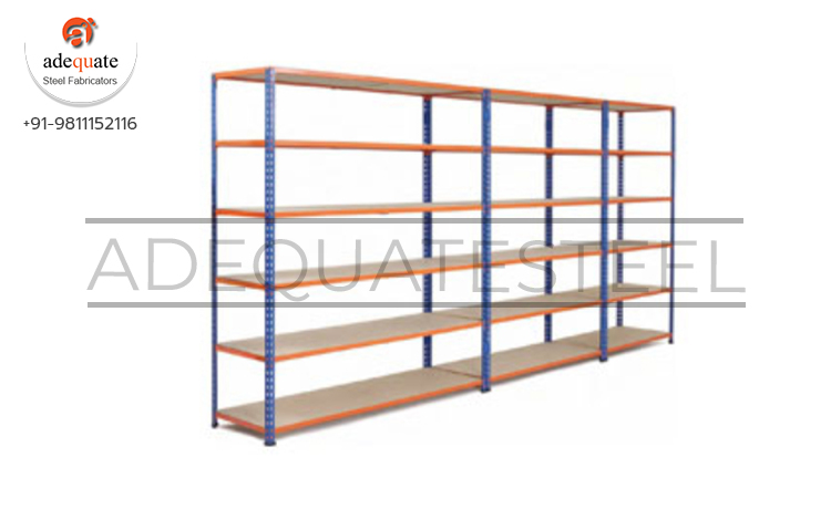 Slotted Shelving Systems In Lower Subansiri