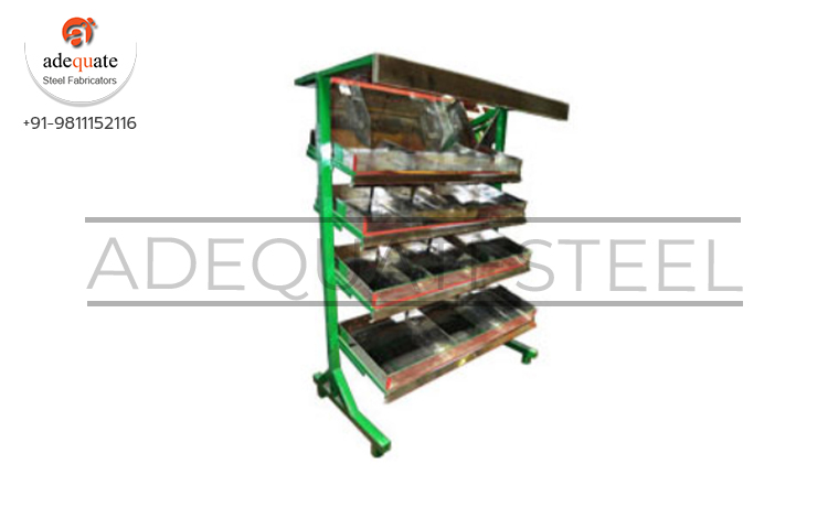 Stainless Steel Fruit And Vegetable Racks Exporters and Suppliers In Bhojpur