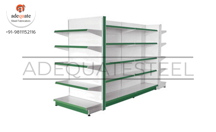 Supermarket Display Rack In Tirap
