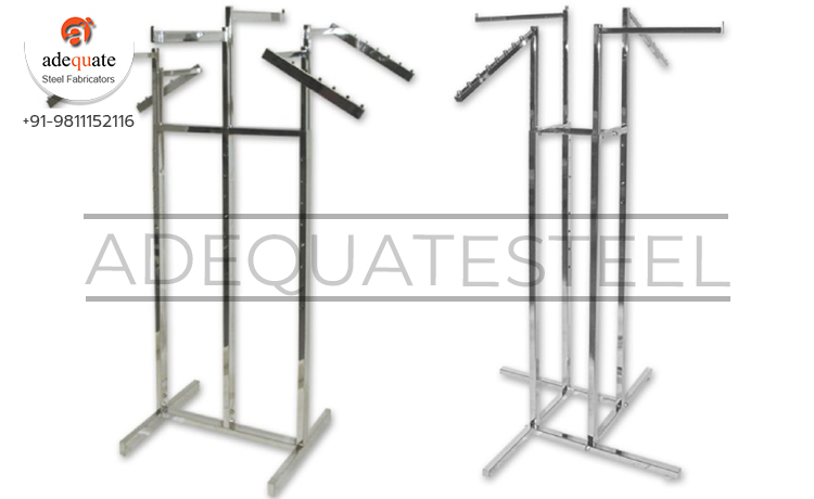 Textile Hanger Inclined