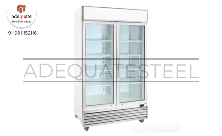 Two Door Display Chiller