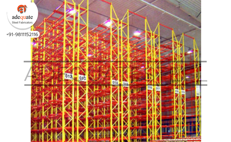 Very Narrow Aisle (VNA) Racking