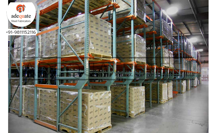 Warehouse Pallet Storage Rack In West Kameng