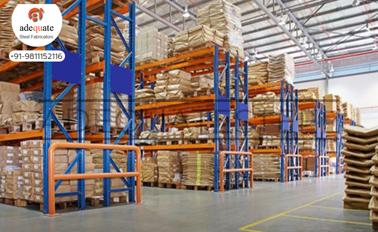 Warehouse Storage Rack In Ongole